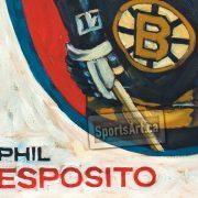106-Phil-Esposito-C-SportsArt-JWC