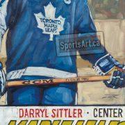 119-Darryl-Sittler-C-SportsArt-JWC