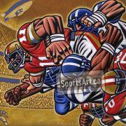 504-Football-TD-B-SportsArt-DF