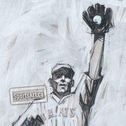 304-Baseball-Catch-B-SportsArt-JWS