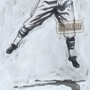 304-Baseball-Catch-C-SportsArt-JWS