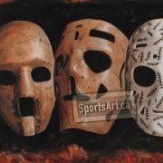 658-Vintage-Masks-C-SportsArt-GG