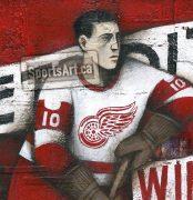 934-Detroit-Red-Wings-B-SportsArt-PPS